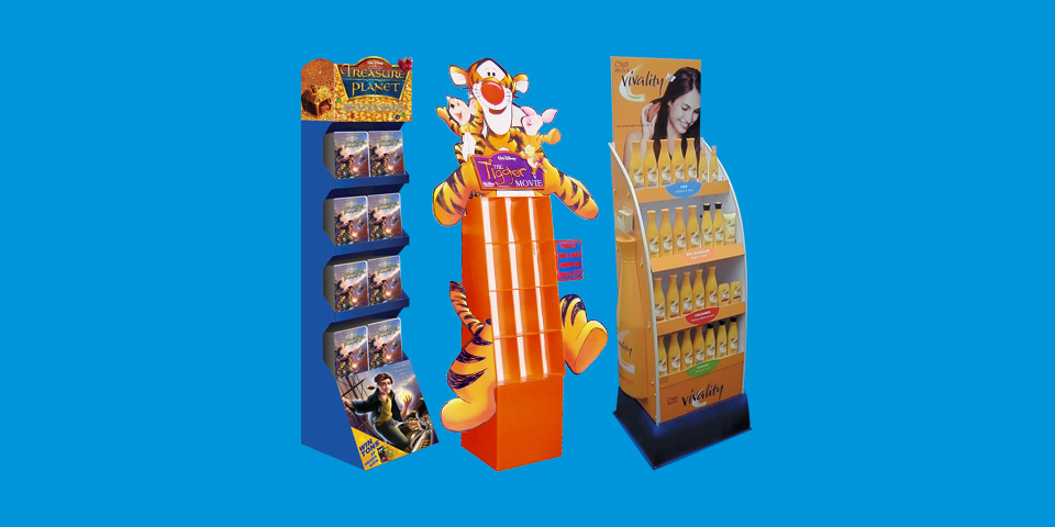 Free Standing Dispensers